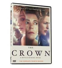 The Crown:The Complete Season 4(DVD,3-Disc Set) New Sealed