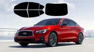 Proview-For Jaguar Automotive Ceramic Pre-Cut Window Film - High Heat Reduction