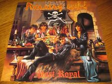 Running Wild-Port royal LP,Noise Records Germany 1988,OIS,sehr rar,top,excellent
