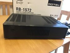 Rotel RB-1572 500w X 2 Power Amplifier