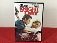 Knight and Day DVD~Tom Cruise, Cameron Diaz. NEW. FAST, FREE SHIPPING.