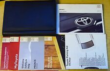 TOYOTA PROACE OWNERS MANUAL HANDBOOK WALLET 2013-2016 PACK 14409