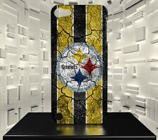 Coque rigide pour iPod Touch 5 Pittsburgh Steelers NFL Team 06