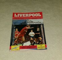 162) Liverpool v Newcastle United programme division one 1-10-1988