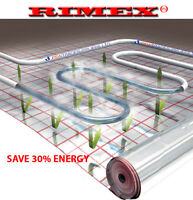 Underfloor Insulation Heating Membrane For Under Laminate Wood Carpet Floor