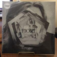 Serge Fiori by Serge Fiori  WHITE Vinyl, 2 LP'S Mar-2014, HARMONIUM, 180 GRAM