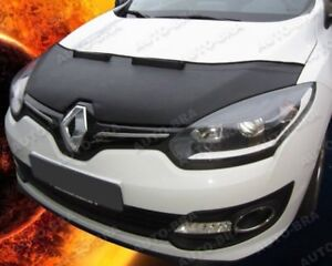 BONNET BRA for Renault Megane III 2014-2016 STONEGUARD PROTECTOR TUNING