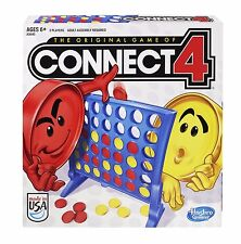 Hasbro Connect 4 Game -  Free Shipping