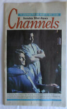 1998 Sunday Star-News CHANNELS mag ~ CHRISTOPHER REEVE cover ~ Wilmington, NC