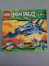 LEGO Ninjago Jay's Storm Fighter (9442) ~ Complete ~ Free Shipping
