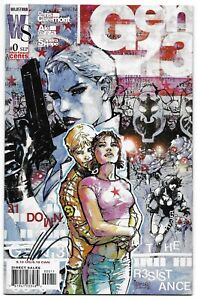 Gen13 0 Jim Lee Cover Signed Ale Garza Autographed DC WildStorm Combined Ship