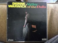 Dionne Warwick Valley Of The Dolls Reel To Reel Scepter VG+/VG+ Box minor wear