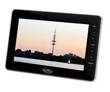 Xoro PTL 700 7 Zoll Tragbarer LCD-Fernseher - Schwarz