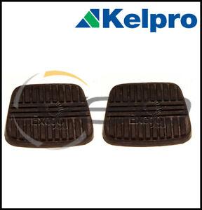 KELPRO BRAKE & CLUTCH PEDAL PAD FITS TOYOTA HILUX RN20R 1.6L 12R-C 5/72-6/78