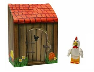 LEGO 5004468 - Limited EASTER Chicken Suit Guy Minifigure Hen House BRAND NEW
