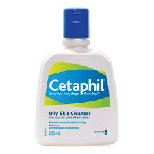 Cetaphil Oily Skin Cleanser 235ml - For Oily, Combination Or Blemished skin