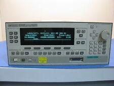 Agilent 83623B High Power Swept-Signal Generator, 0.01 - 20 GHz, OP, 004, 008