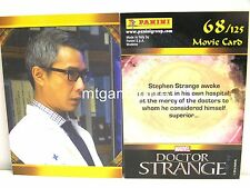 Doctor Strange Movie Trading Card - 1x #068 Movie Card-TCG