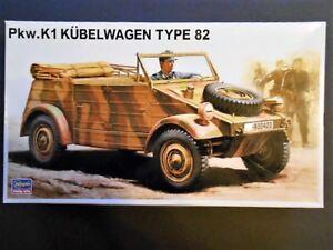 1/24 Hasegawa Kubelwagen Type 82 model kit