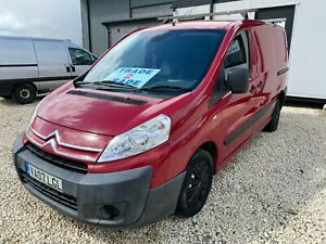 Citroen Dispatch 2007 07 Reg, Main Dealer PX, Price to Sell, Very Cheap Van