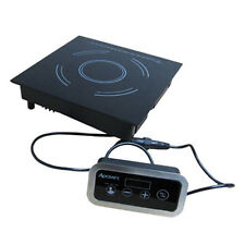 Adcraft IND-DR120V Single Drop-In Induction Cooker With Remote Control Box