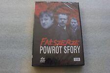 Fałszerze - Powrót Sfory 4 DVD - POLISH RELEASE - POLSKI SERIAL