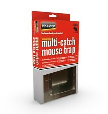 Pest Stop Multi-catch Mouse trap humane catch alive by The TrapMan
