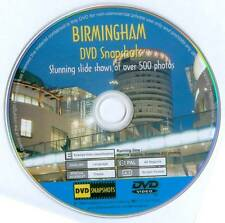 West Midlands Birmingham Bull Ring DVD Postcard