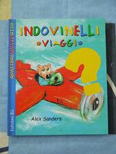 Indovinelli viaggi Alex Sanders Edizioni El