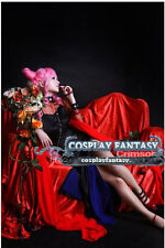 Sailor Moon Dress Chibiusa Tsukino Black Lady Cosplay Gown Goth Lolita Costume