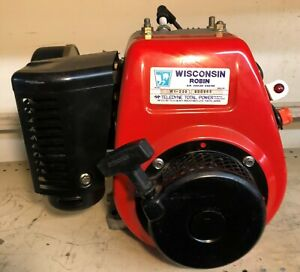 "Original Wisconsin Robin Engine ""New Old Stock"" Teledyne Total Power Fuji- Tokyo"