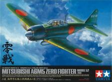 Tamiya 1/32 Aircraft Series No.18 Japanese Navy Mitsubishi A6M Zero 5 Model F/S