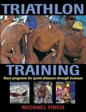 New listing Triathlon Training,Mike Finch