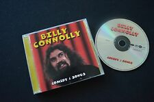 BILLY CONNOLLY COMEDY & SONGS RARE AUSTRALIAN CD!