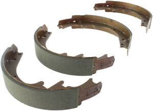 Drum Brake Shoe-Premium Brake Shoes-Preferred Rear Centric 111.01510