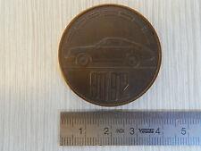RARO BADGE MEDAGLIA ORIGINALE 1966 PORSCHE 911 912 SONNTAGE