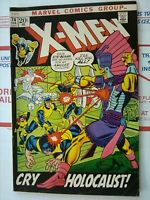 X-MEN 74 MARVEL COMIC 1972 NICE XMEN X MEN #74