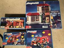Playmobil Fire 3175, 7583, 3879, 5716, 5704, 5721, 3180, 3176, 4607, 4902 ++