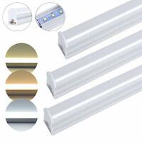 DE LED T5 Leuchtstoffröhre LED Tube komplett - Lichtleiste 60-120cm Röhrenlampe