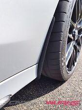 MERCEDES Benz Arch STONE Fango Flap Guardie in fibra di carbonio stile, classe C W205 C63