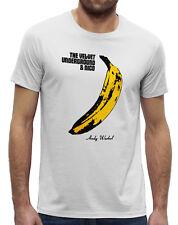 THE VELVET UNDERGROUND & NICO men`s T-shirt white S-M-L-XL-2XL-3XL-4XL
