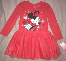 Robe neuve Etiquetée Disney Minnie Taille 4 ans