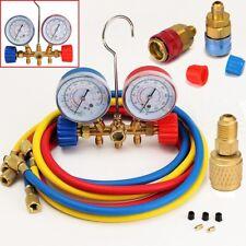 Air Conditioning Refrigeration Manifold Gauge Set R22 R12 R134A Auto H/L HVAC