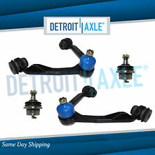 Both (2) Front Upper Control Arms + All (4) Ball Joints Ford Expedition - 2WD