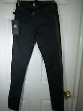 Rock & Republic Black Skinny Jeans Lux Tux 0M Denim MSRP $88