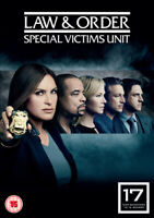 Law and Order - Special Victims Unit: Season 17 DVD (2016) Christopher Meloni