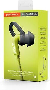 Plantronics BackBeat FIT 305 Bluetooth Headphones - Sweatproof Sport Wireless
