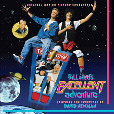 BILL & TED'S EXCELLENT ADVENTURE- COMPLETE -LIMITED EDITION - OOP - DAVID NEWMAN