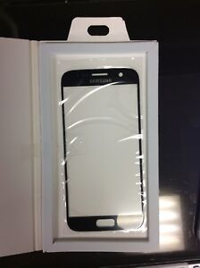 Front LCD Outer Glass Screen Lens Replacement For Samsung Galaxy S7