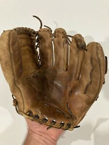 Vintage Sears Roebuck Ted Williams 1662 Leather Baseball Glove Right Handed